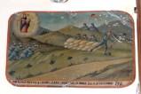 Bottega siciliana (1916), Dipinto ex voto con Salvataggio da sparatoria