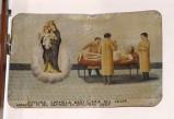 Bottega siciliana (1925), Dipinto ex voto con Guarigione miracolosa