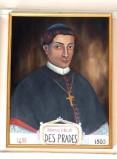 Bottega siciliana sec. XX, Ritratto del vescovo Francesco Des Prades