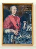 Bottega siciliana sec. XX, Ritratto del vescovo Corrado Maria Deodati De Moncada