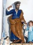 Bottega siciliana (1796), Statua di S. Giuseppe