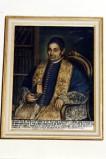 Bottega siciliana sec. XIX, Ritratto del parroco Sebastiano Di Mauro