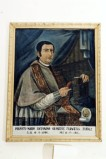 Bottega siciliana sec. XIX, Ritratto del parroco Mario Antonino Bufali