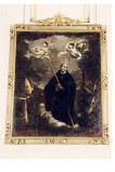 Bottega siciliana sec. XVIII, Cornice del dipinto di S. Mauro