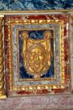 Bottega siciliana sec. XVIII, Altorilievo con Sacra sindone