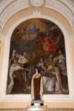 Provenzani D. (1890), Dipinto della Madonna del Carmelo