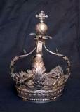 Manif. siciliana sec. XIX, Corona di Gesù Bambino