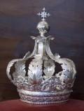 Manif. siciliana sec. XIX, Corona della Madonna delle Grazie