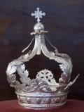 Manif. siciliana sec. XIX, Corona del Bambino Gesù