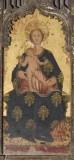 Ambito italiano sec. XV, Madonna della Vittoria