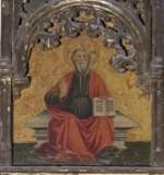 Ambito italiano sec. XV, Dio Padre benedicente