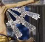 Manif. italiana secc. XVII-XVIII, Raggiera di croce 4/4