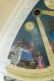 Agalliu E. (2005), Affresco con Annunciazione