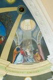 Agalliu E. (2005), Affresco con la Presentazione di Gesù al tempio