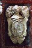 Bottega ternana sec. XVII, Arme lapidea della famiglia Cittadini 1/2