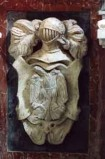 Bottega ternana sec. XVII, Arme lapidea della famiglia Cittadini 2/2