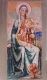 Carena G. (1982-1985), Madonna con Bambino con vaso di fiori