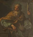 De La Haye L. sec. XVII, San Lucio martire