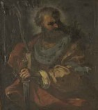 De La Haye L. sec. XVII, San Saturnino martire