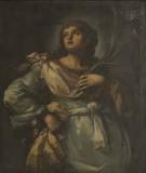 De La Haye L. sec. XVII, San Castulo martire