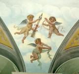 Ambito umbro sec. XX, Angeli con frecce