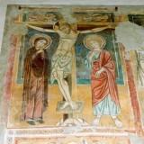Ambito italiano sec. XIII, Crocifissione