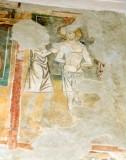 Ambito italiano sec. XIII, Cristo alla colonna