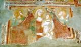 Scuola giottesca (1320), Madonna con Bambino e angeli