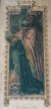 Ambito umbro sec. XVII, Santo vescovo