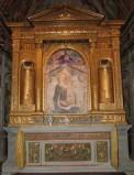 Francesco da Fiesole (1572), Altare della Madonna di Mongiovino