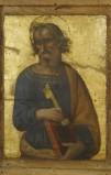 Giannicola di Paolo (1513), San Pietro su fondo oro