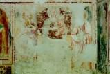 Ambito perugino sec. XIV, Madonna del latte e Santi