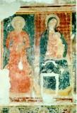 Ambito umbro sec XV, Madonna col Bambino e Santa Caterina