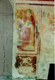 Ambito umbro sec. XV, Santo con libro e calice