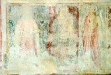 Ambito umbro sec. XV, Madonna in trono col Bambino tra Santi