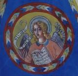 Ambito umbro sec. XX, L'angelo di San Matteo