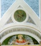 Ambito umbro (1790), Croce con palme e corona