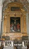 Bottega umbra sec. XVII, Altare del Santissimo Crocifisso
