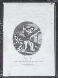 Agricola Luigi - Rados Luigi sec. XIX, Gesù Cristo cade la seconda volta