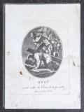 Agricola Luigi - Rados Luigi sec. XIX, Gesù Cristo cade la terza volta