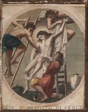 Agricola Luigi - D'Angelo Raffaele sec. XIX, Gesù deposto dalla croce