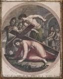 Agricola Luigi - D'Angelo Raffaele sec. XIX, Gesù cade la prima volta