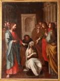 Alberti Durante secc. XVI-XVII, Resurrezione di Lazzaro