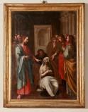Bottega Italia centrale secc. XVI-XVII, Cornice lignea modanata e dorata 2/2