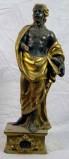 Ambito eugubino sec. XVIII, Reliquiario di San Marco evangelista