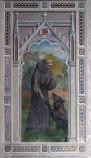 Stoppoloni A. - Menichetti C. (1917-1918), San Francesco d'Assisi