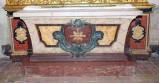 Maestranze centroitaliane sec. XVIII, Altare della quarta cappella
