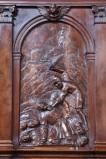 Bernardis G. (1834-1836), Rilievo del coro 12/12