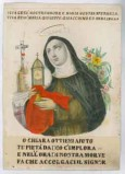 Calcografia Briola P. seconda metà sec. XIX, S. Chiara