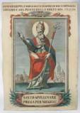 Stamperia Bianchi G. prima metà sec. XVIII, S. Gaudenzio 1/2